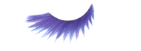 Stargazer False Eyelashes #49 (Purple & Blue)