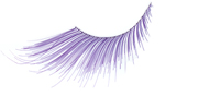 Stargazer False Eyelashes #56 (Extra Long Purple)