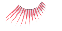 Stargazer False Eyelashes #58 (Red Diamonte)