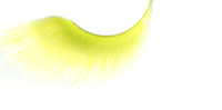 Stargazer False Eyelashes #67 (Extra Long Neon Yellow)