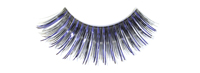 Stargazer False Eyelashes #08 (Black & Purple Foil)