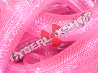 Tubular Crin - Large - Fuchsia Non-Metallic (5 yds)