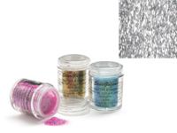 Stargazer Glitter Shaker - Silver