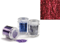 Stargazer Glitzy Glitter Shaker - Red
