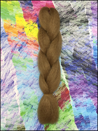 CyberloxShop Infinitique Kanekalon Jumbo Braid - #27 Honey Blonde