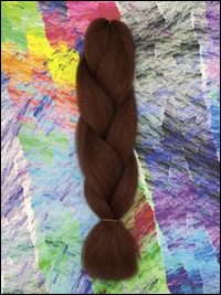 CyberloxShop Infinitique Kanekalon Jumbo Braid - Burnt Cinnamon