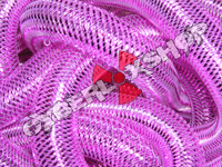 Tubular Crin - Large - Lavender Metallic (5 yds)