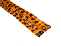 "Clip-In Extensions - Orange / Black Leopard 12"" (pack of 2)"