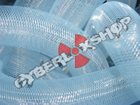 Tubular Crin - Large - Light Blue Non-Metallic (5 yds)