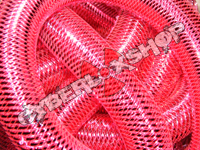 Tubular Crin - Large - Magenta Metallic (5 yds)