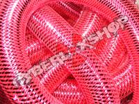 Tubular Crin - Large - Magenta Metallic (5 yds)