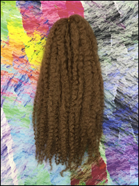 CyberloxShop Marley Braid Afro Kinky - #27 Honey Blonde