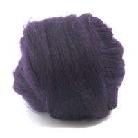 Aubergine Merino Wool (50g)