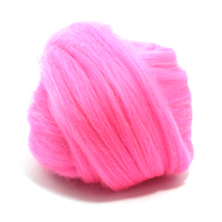 Barbie Pink Merino Wool (50g)