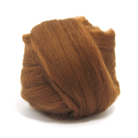 Chocolate Merino Wool (50g)
