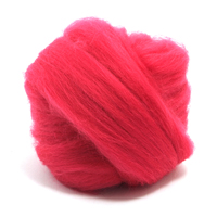 Crimson Merino Wool (50g)