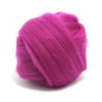 Fuchsia Merino Wool (50g)