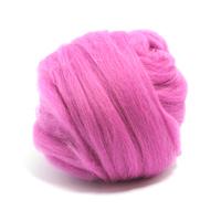 Magenta Merino Wool (50g)