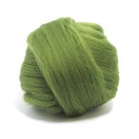 Olive Merino Wool (50g)
