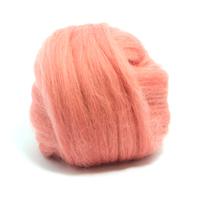 Salmon Merino Wool (50g)