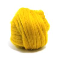 Mustard Merino Wool (50g)