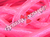 Tubular Crin - Mini - Neon Fuchsia (5 yds)