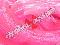 Tubular Crin - Large - Neon Fuchsia (5 yds)