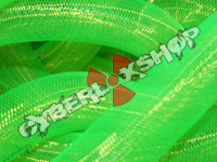 Tubular Crin - Large - Neon Green (5 yds)