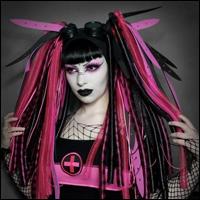 Neon PinkWeb Cyberlox