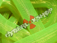 Tubular Crin - Large - Neon Yellow (5 yds)