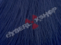CyberloxShop Phantasia Kanekalon Jumbo Braid - Dark Blue