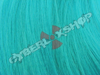 CyberloxShop Phantasia Kanekalon Jumbo Braid - Electric Turquoise