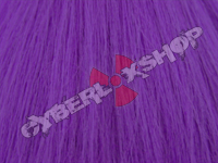 CyberloxShop Phantasia Kanekalon Jumbo Braid - Electric Violet