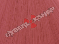 CyberloxShop Phantasia Kanekalon Jumbo Braid - French Rose
