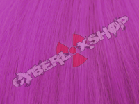 CyberloxShop Phantasia Kanekalon Jumbo Braid - Hot Purple