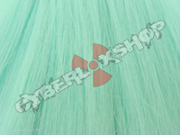 CyberloxShop Phantasia Kanekalon Jumbo Braid - Light Celadon Green