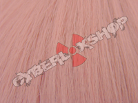 CyberloxShop Phantasia Kanekalon Jumbo Braid - Light Vintage Pink