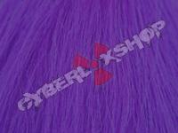 CyberloxShop Phantasia Kanekalon Jumbo Braid - Neon Violet