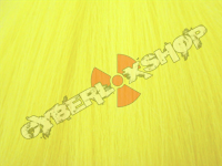 CyberloxShop Phantasia Kanekalon Jumbo Braid - Neon Yellow