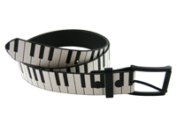 Piano Keys / Keyboard Belt