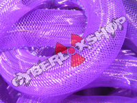 Tubular Crin - Large - Purple Non-Metallic (5 yds)