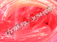 Tubular Crin - Large - Red Non-Metallic (5 yds)