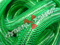 Tubular Crin - Large - Shamrock Metallic (5 yds)