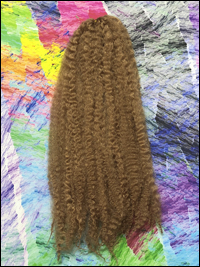 CyberloxShop Marley Braid Afro Kinky - #27 Honey Blonde (Silky)