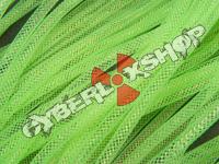Tubular Crin - Skinny - Neon Green (10m Offcuts)