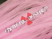 Tubular Crin - Skinny - Light Pink Non-Metallic (10m Offcuts)