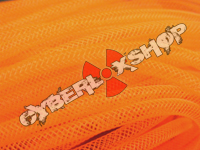 Tubular Crin - Skinny - Neon Orange (5m)