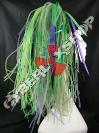 Spaghetti - Green & Purple Cyberlox
