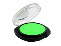 Stargazer Fluorescent Eye Shadow Pressed Powder - Forest Green