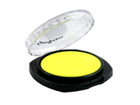 Stargazer Fluorescent Eye Shadow Pressed Powder - Lemon Yellow